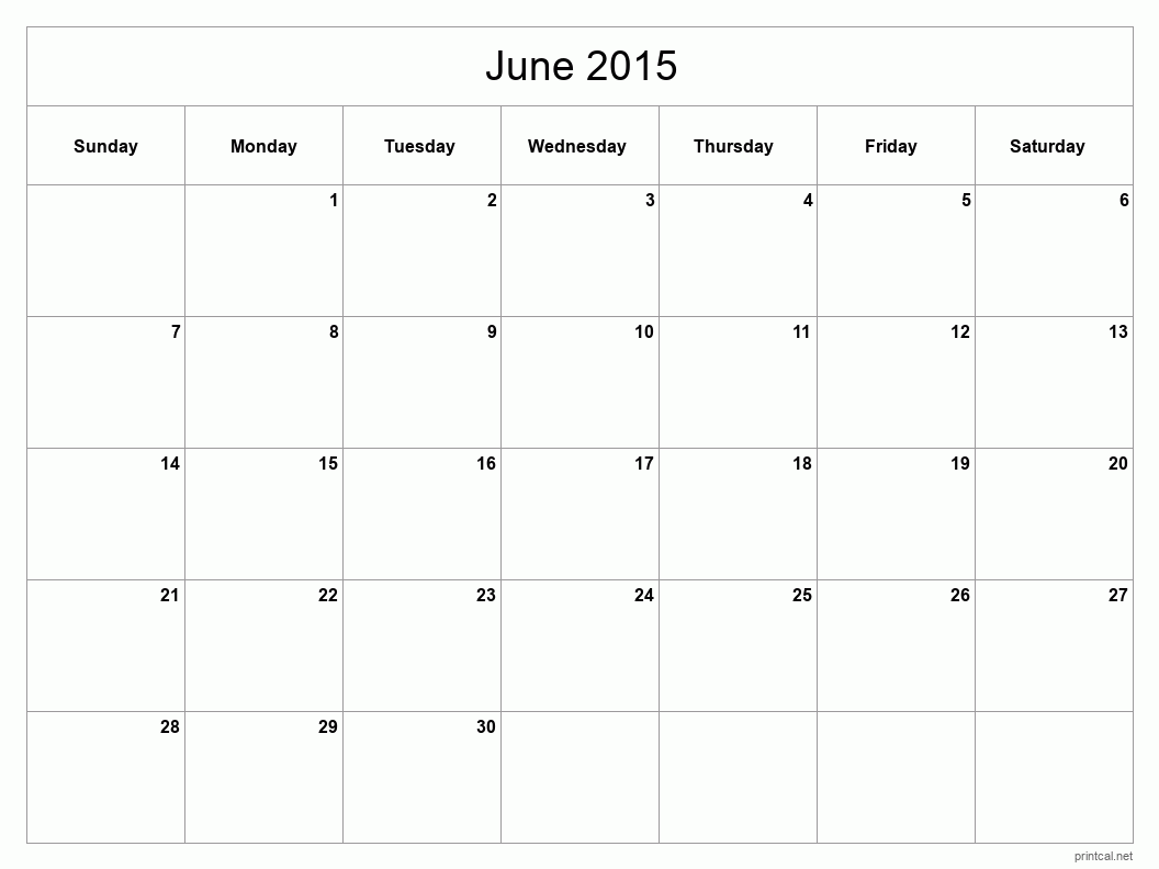 List Of Synonyms And Antonyms Of The Word June 2015 Calendar