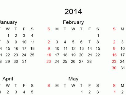 how to create an online calendar